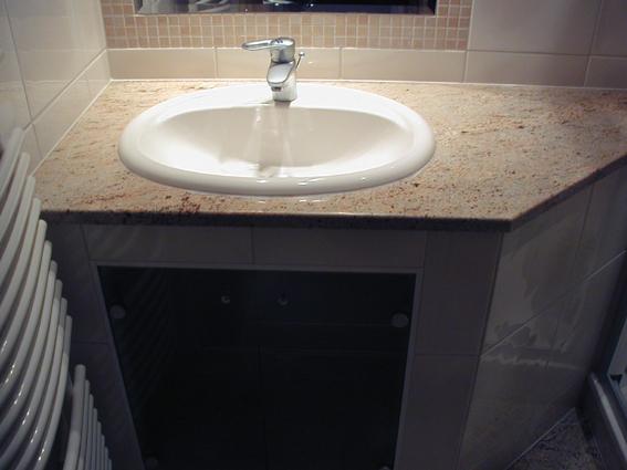 Waschtisch selber bauen granit  Vitrinenschrank Selber Bauen ~ Die neuesten Innenarchitekturideen